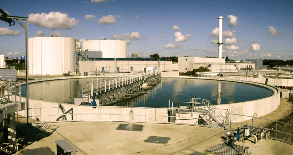 Очистные сооружения и водоподготовка