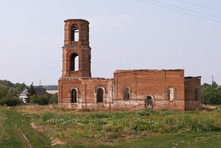 Храм Живоначальной Троицы (1786 г.)