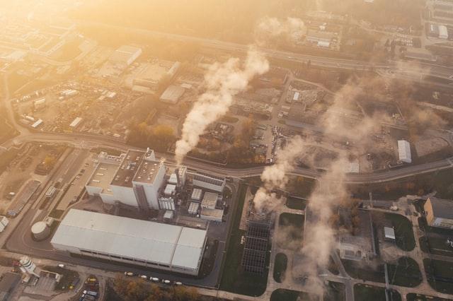 Отходы промышленных предприятий