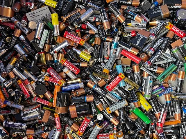 Возможный вред от батареек