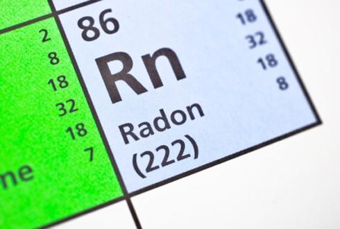 Радон Rn(222)